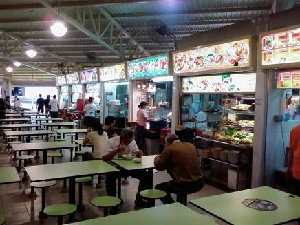 Hawker centre, Ang Mo Kio Central