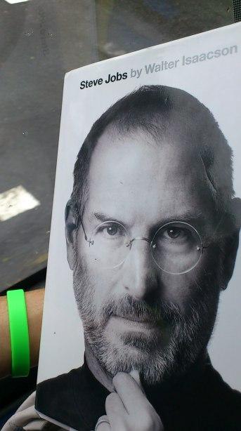 Steve Jobs' biography by Walter Isaacson