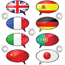 Many languages being spoken