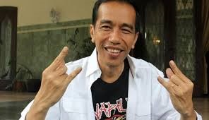 Indonesia's new leader Joko Widodo