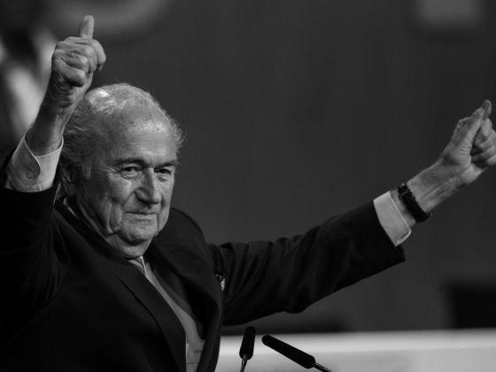 Sepp Blatter, former president of FIFA