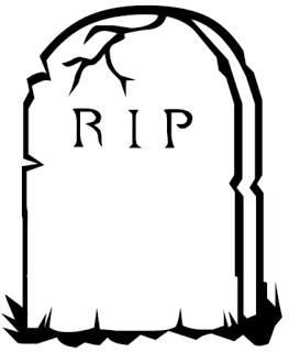 R_I_P gravestone